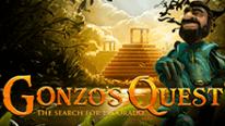 Игровой автоматический прибор Gonzos Quest