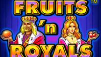 Игровой агрегат Fruits and Royals