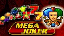 Игровые автоматы Mega Joker