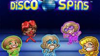 онлайн-симулятор Disco Spins