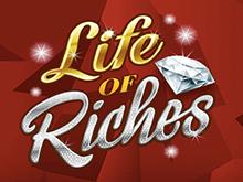 Life Of Riches- игровой автомат для любителей денег